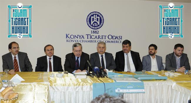 II. Uluslararası İslâm Ticaret Hukuku Kongresi, BASIN TOPLANTISI