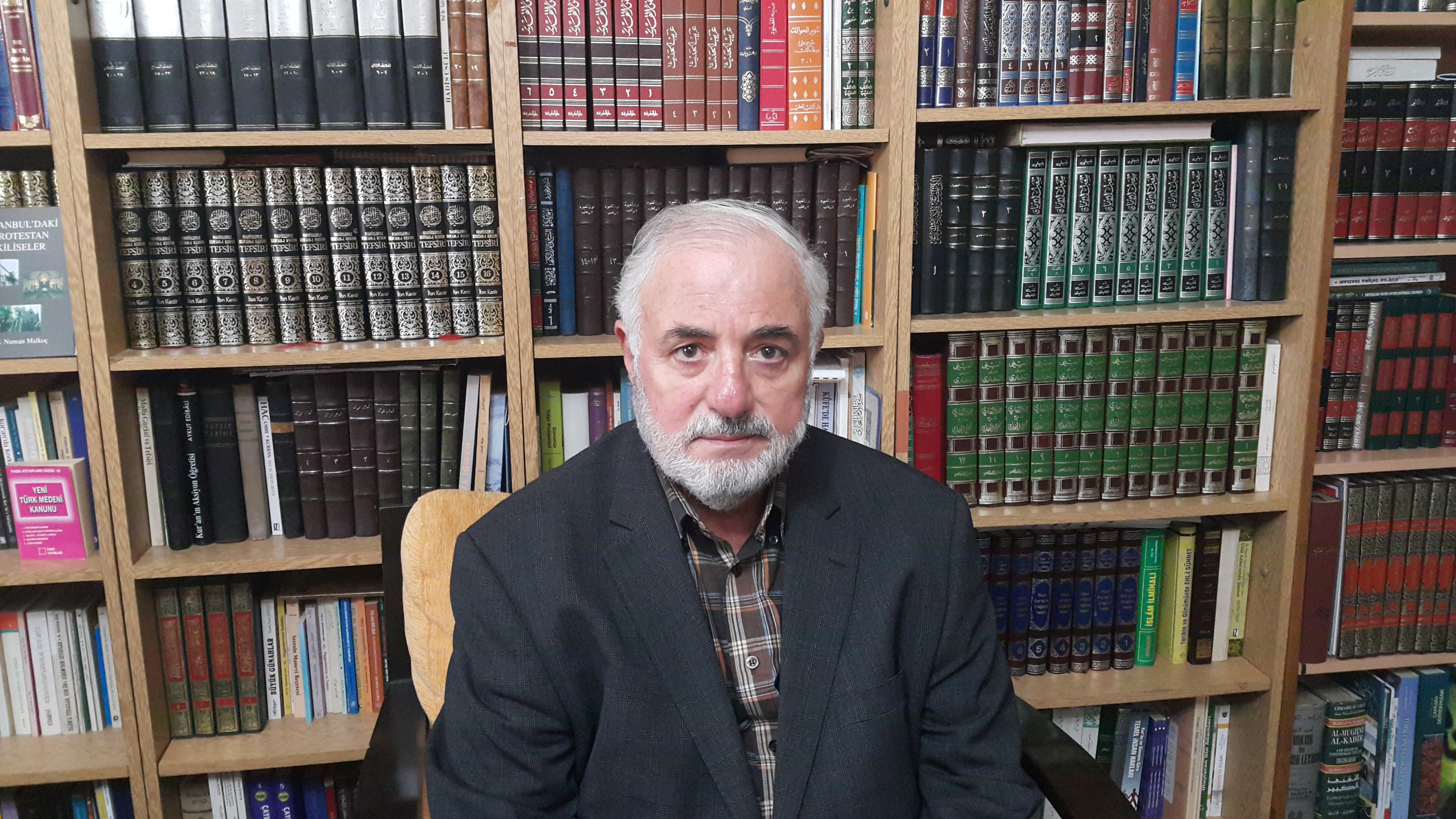 Prof. Dr. Yunus Vehbi Yavuz kimdir?